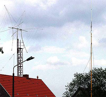 Antennen DL0UEM